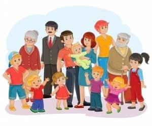 CONSTELACIÓNES FAMILIARES
